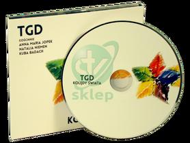TGD * Kolędy Świata * płyta CD