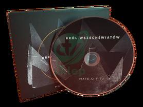 MATE.O * Król Wszechświatów * płyta CD