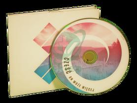 CZEŚĆ * On Może Więcej * płyta CD
