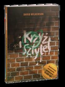 KRZYŻ I SZTYLET * David Wilkerson * książka