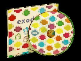 EXODUS-15 * Jak Dzieci * płyta CD
