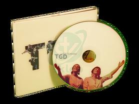TGD * Uratowani * płyta CD