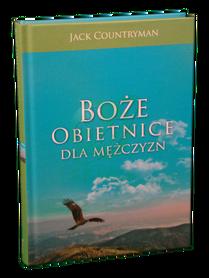 BOŻE OBIETNICE DLA MĘŻCZYZN * Jack Countryman * książka