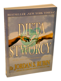 DIETA STWÓRCY * dr Jordan S. Rubin * książka