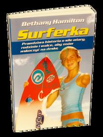 SURFERKA * Bethany Hamilton * książka