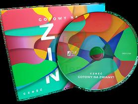 CZEŚĆ * Gotowy Na Zmiany * płyta CD
