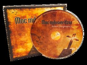 ROBERT KASPROWICZ * Moc Miłosierdzia * płyta CD