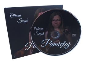 OLIWIA SMYK * Pamiętaj * płyta CD