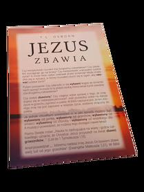 JEZUS ZBAWIA * traktat