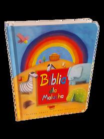 BIBLIA DLA MALUCHA * Bethan James & Yorgos Sgouros * książeczka