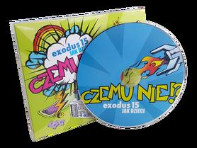 EXODUS-15 * Czemu Nie * płyta CD