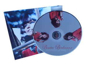 BEATA BEDNARZ * Zamieszkaj Ze Mną * płyta CD