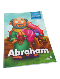 KOLOROWANKA BIBLIJNA * Abraham * Agnes i Salem de Bezenac * książeczka do kolorowania