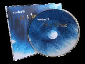 EXODUS-15 * Tu i Teraz * płyta CD