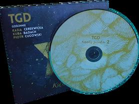 TGD * Kolędy Świata 2 * płyta CD