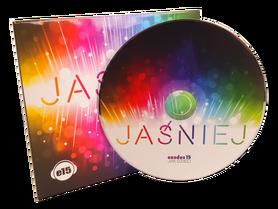 EXODUS-15 * Jak Dzieci * Jaśniej * płyta CD