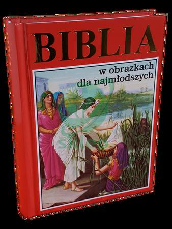 BIBLIA W OBRAZKACH DLA NAJMŁODSZYCH * Biblia