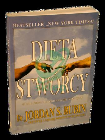 DIETA STWÓRCY * dr Jordan S. Rubin * książka (1)