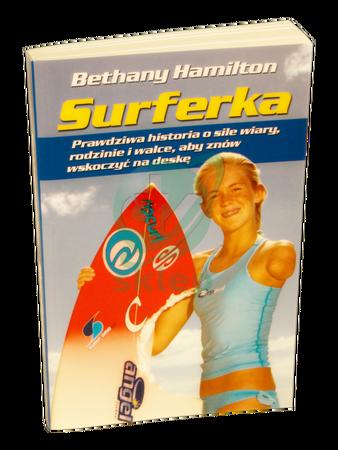 SURFERKA * Bethany Hamilton * książka (1)