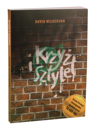 KRZYŻ I SZTYLET * David Wilkerson * książka (1)