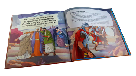 MÓJ KLUCZ DO BIBLII * Cecilie Fodor & Vanessa Carroll * książeczka