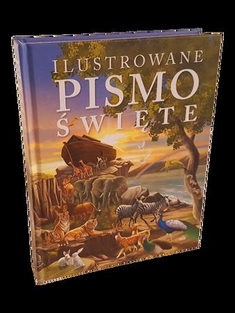 ILUSTROWANE PISMO ŚWIĘTE * J. Emmerson-Hicks * biblia dla dzieci