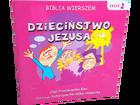 BIBLIA WIERSZEM * cz.2 * Dzieciństwo Jezusa * Olga Pruszkowska-Kloc * książeczka